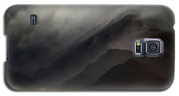 Cold Galaxy S5 Case - A Spark Of Hope II by Artfiction (andre Gehrmann)