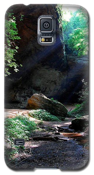A Special Light Galaxy S5 Case