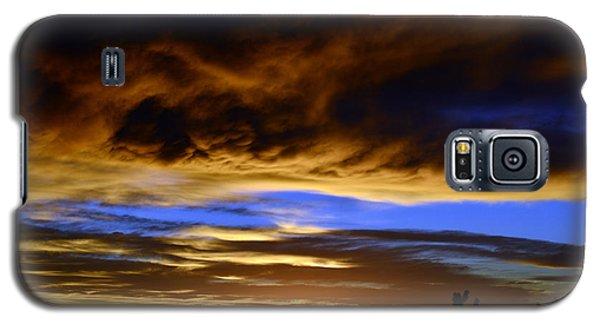 A Spectacular Sunrise Galaxy S5 Case