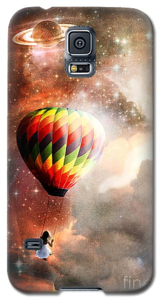 A Starry Ride Galaxy S5 Case