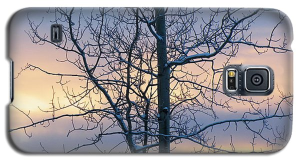 Galaxy S5 Case featuring the photograph A Stillness At The Close Of The Day by Brian Boyle