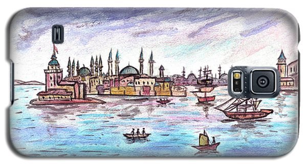 A Story Of Istanbul Galaxy S5 Case