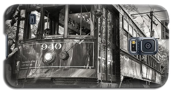 A Streetcar Named St Charles Galaxy S5 Case
