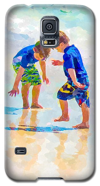 A Summer To Remember Iv Galaxy S5 Case