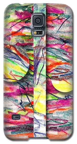 A Summers Day Breeze Galaxy S5 Case by Peter Piatt