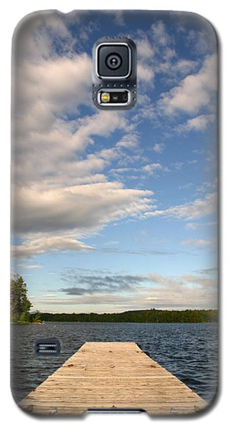 A Summer's Day On The Lake Galaxy S5 Case