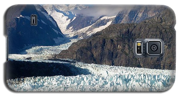 A Sunny Day In Glacier Bay Alaska Galaxy S5 Case