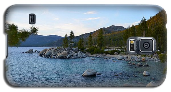 Just Before Sunset At Lake Tahoe Galaxy S5 Case by Alex King