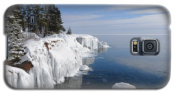 A Superior Winter Day #2 Galaxy S5 Case by Sandra Updyke