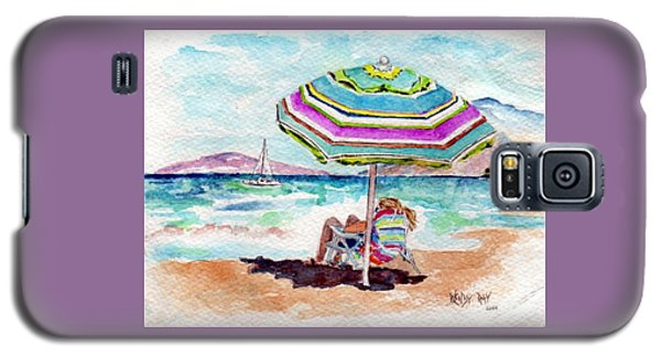 A Sweet Day In Maui Galaxy S5 Case