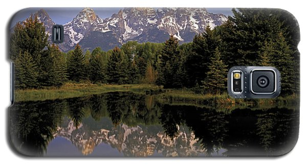 A Teton Morning Galaxy S5 Case