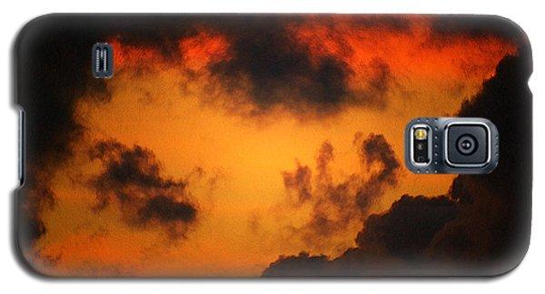 A Textured Morning Galaxy S5 Case