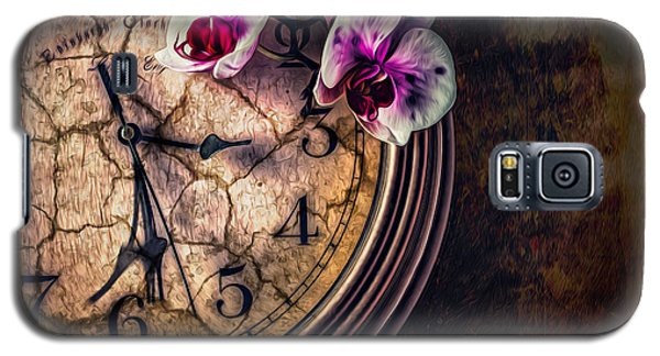 Galaxy S5 Case featuring the photograph A Time For Everything by Joshua Minso