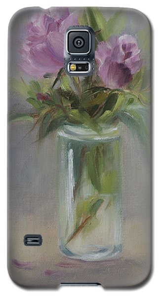 A Touch Of Elegance Galaxy S5 Case by Debbie Lamey-MacDonald