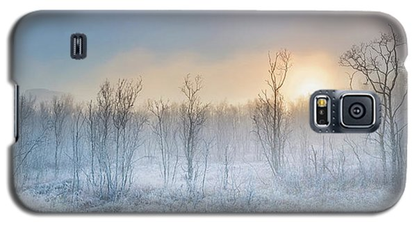 Cold Galaxy S5 Case - A Touch Of Winter by Burger Jochen