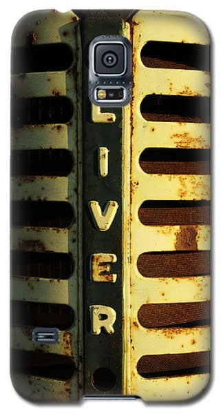 A Tractor Named Oliver Galaxy S5 Case
