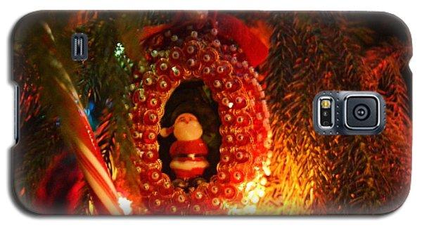 A Treasured Santa Galaxy S5 Case