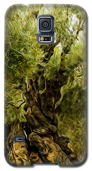 A Treesome Galaxy S5 Case