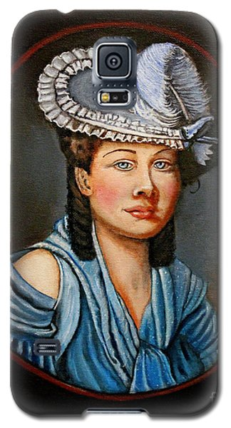 A Tribute To Lady Constance Galaxy S5 Case