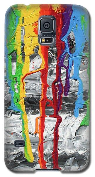 A Triumph Of Color Galaxy S5 Case