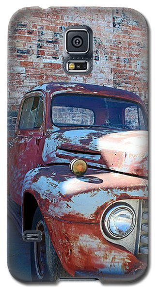 A Truck In Goodland Galaxy S5 Case