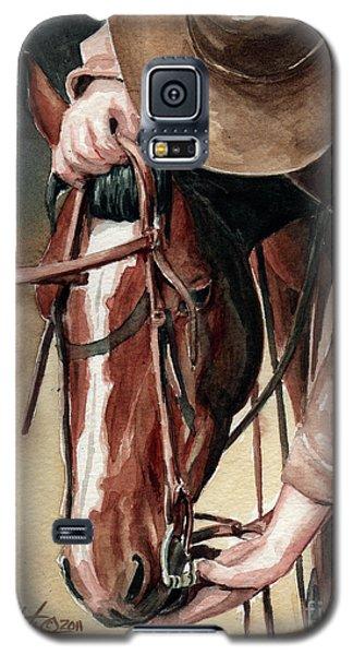 A Useful Horse Galaxy S5 Case