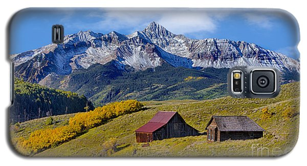 A View From Last Dollar Road Galaxy S5 Case by Jerry Fornarotto