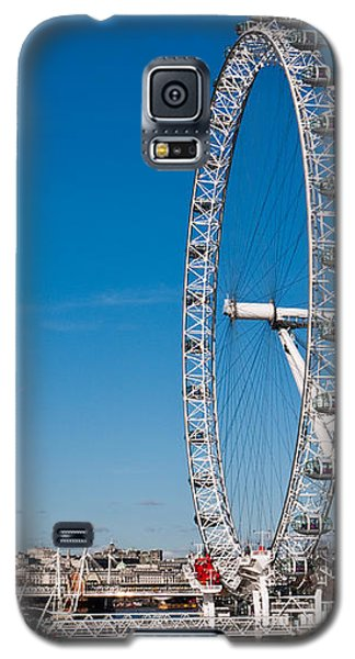 A View Of The London Eye Galaxy S5 Case
