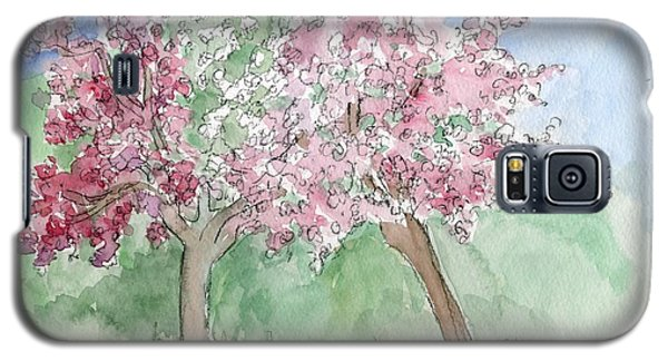 A Vision Of Spring Galaxy S5 Case