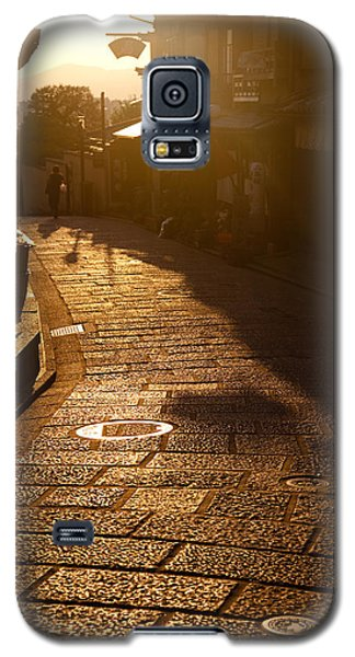 A Walk In Kyoto Galaxy S5 Case