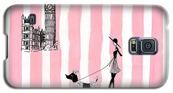 A Walk In London Galaxy S5 Case