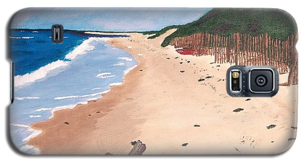 A Walk In Nantucket Galaxy S5 Case