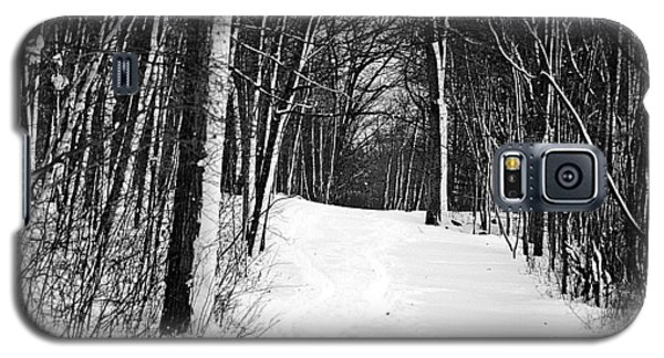 A Walk In Snow Galaxy S5 Case