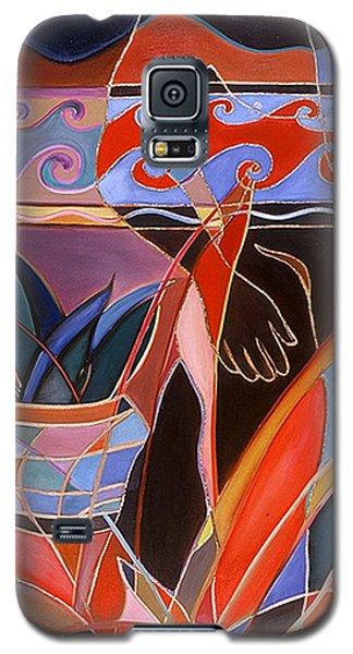 A Walk In The Garden Galaxy S5 Case