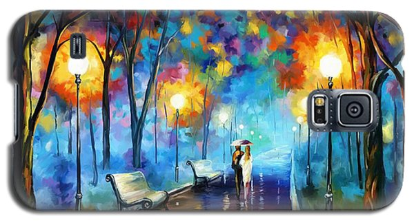 A Walk In The Park Galaxy S5 Case by Tim Gilliland