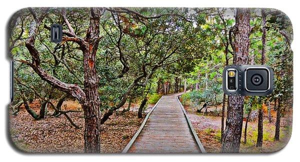 A Walk On The Trail Galaxy S5 Case