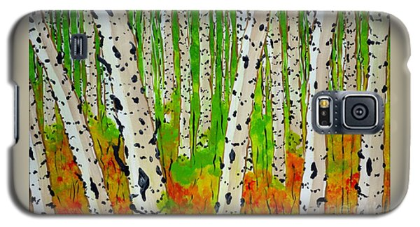 A Walk Though The Trees Galaxy S5 Case