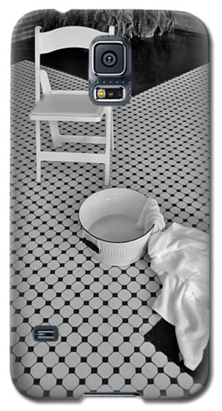 A Washing Of The Feet Galaxy S5 Case by Bob Sample