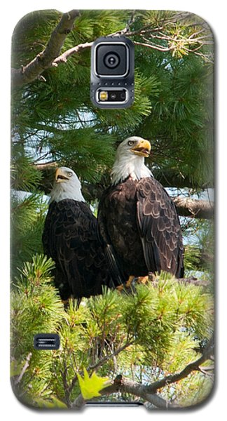 A Watchful Pair Galaxy S5 Case