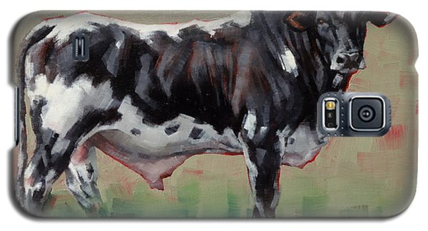 A Whole Lotta' Bull Galaxy S5 Case by Margaret Stockdale