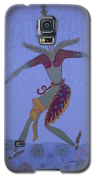 A Wild Dance Of A Nymph Galaxy S5 Case by Marie Schwarzer