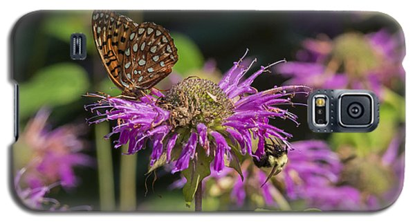 A Wild Garden Party Galaxy S5 Case