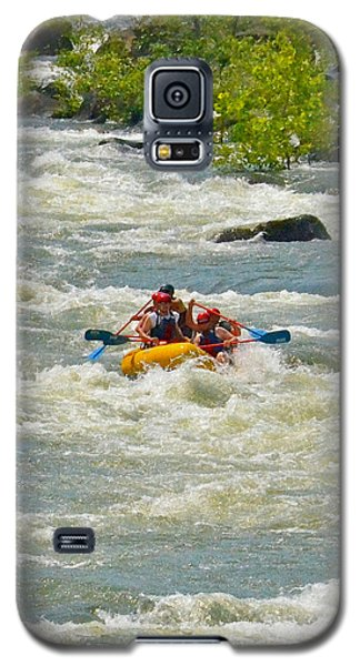 A Wild Ride Galaxy S5 Case by Carol  Bradley