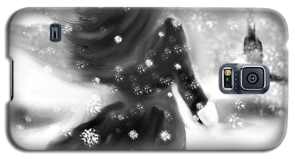 A Winters Walk Galaxy S5 Case
