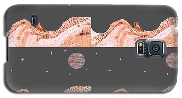 A World Untouched Galaxy S5 Case