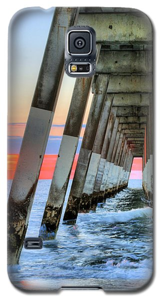 A Wrightsville Beach Morning Galaxy S5 Case