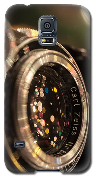 A Zeiss Christmas Galaxy S5 Case