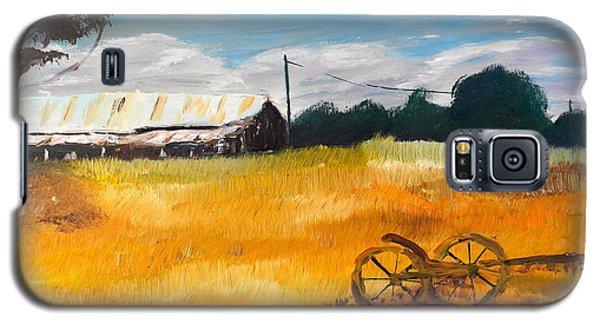 Abandon Farm Galaxy S5 Case