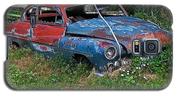 Abandoned 1950 Mercury Monteray Buick Galaxy S5 Case