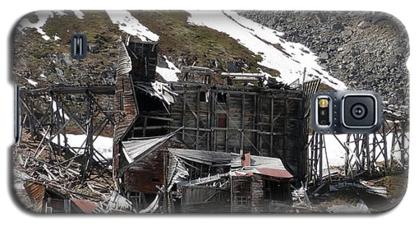 Abandoned Alaskan Gold Mine Galaxy S5 Case
